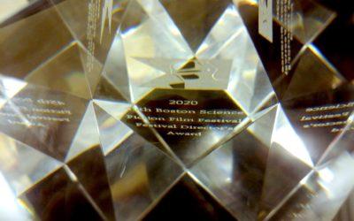 """I am REN"" wins the Festival Director's Award at the 45th Boston Sci-Fi Fest"