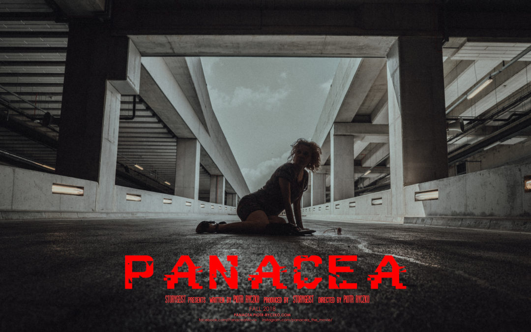 The 1st teaser for the movie Panacea